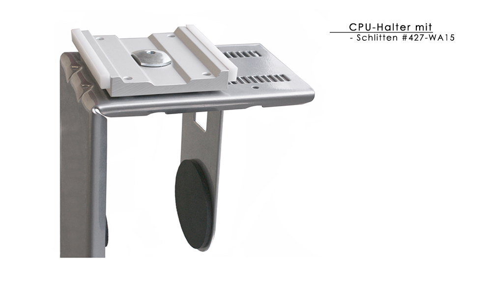 CPU-Halter