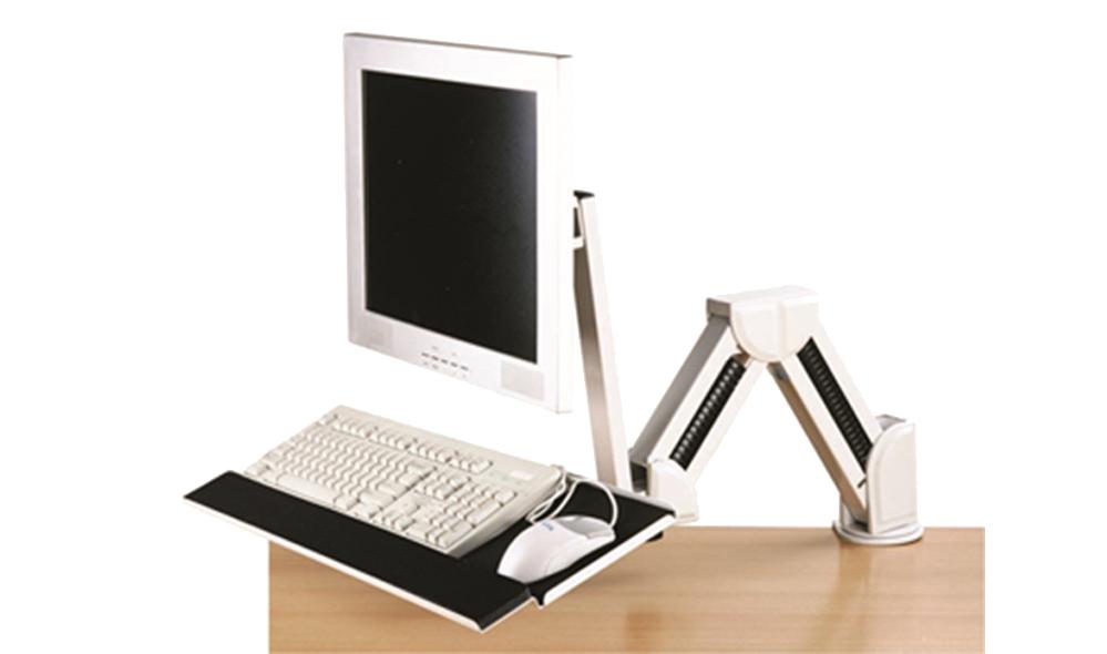 Monitorhalter / Tastaturhalter