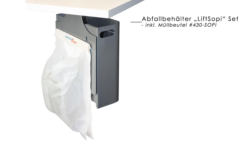 Mülltüten SOPI für LiftSystem