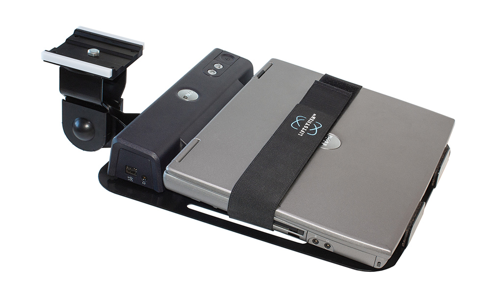 Laptop-Halterung & CPU-Halterung