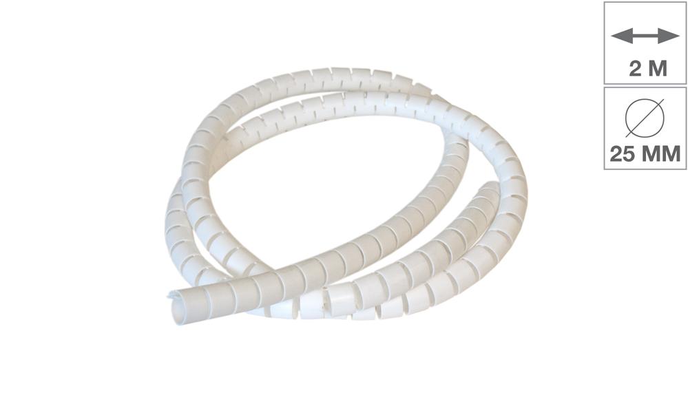 Kabelschlange / Spiralschlauch