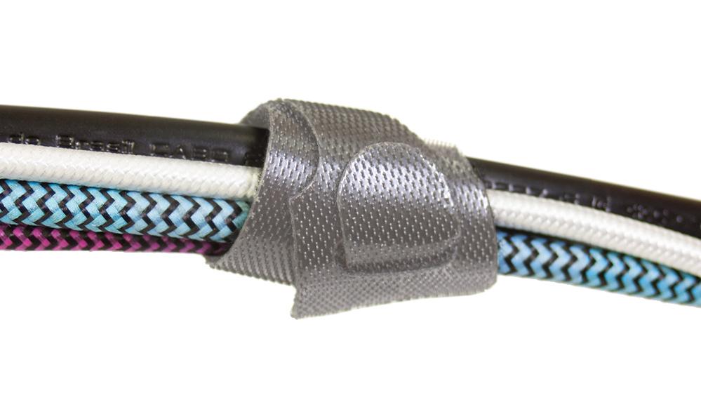 Kabelbinder / Klettkabelbinder