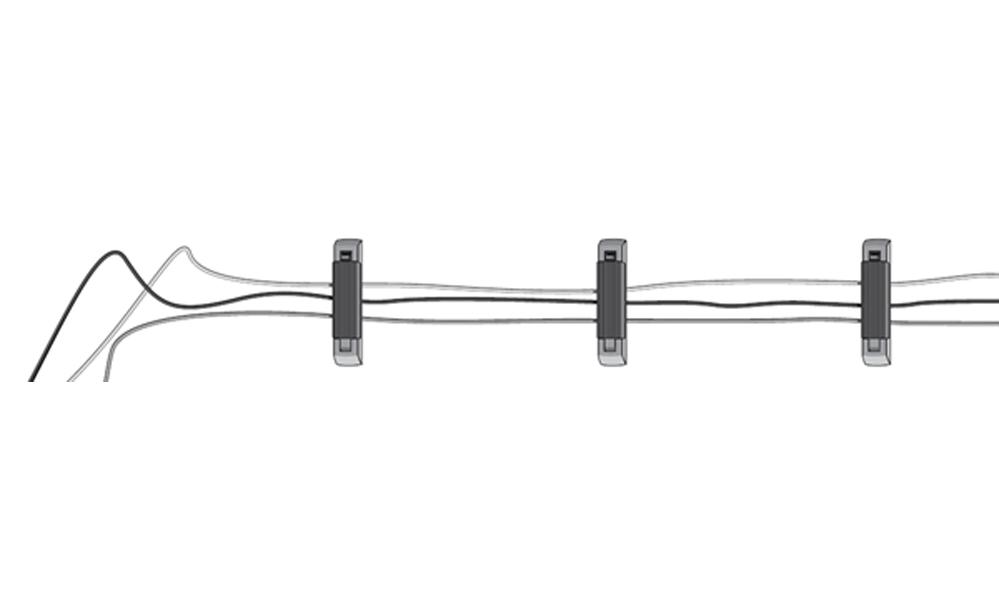 Kabelklemme / KabelClip