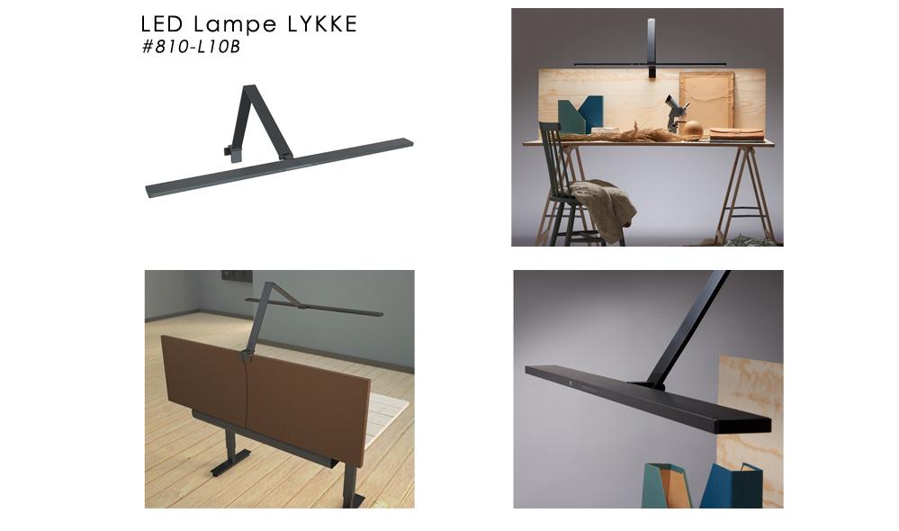 LED Lampe LYKKE