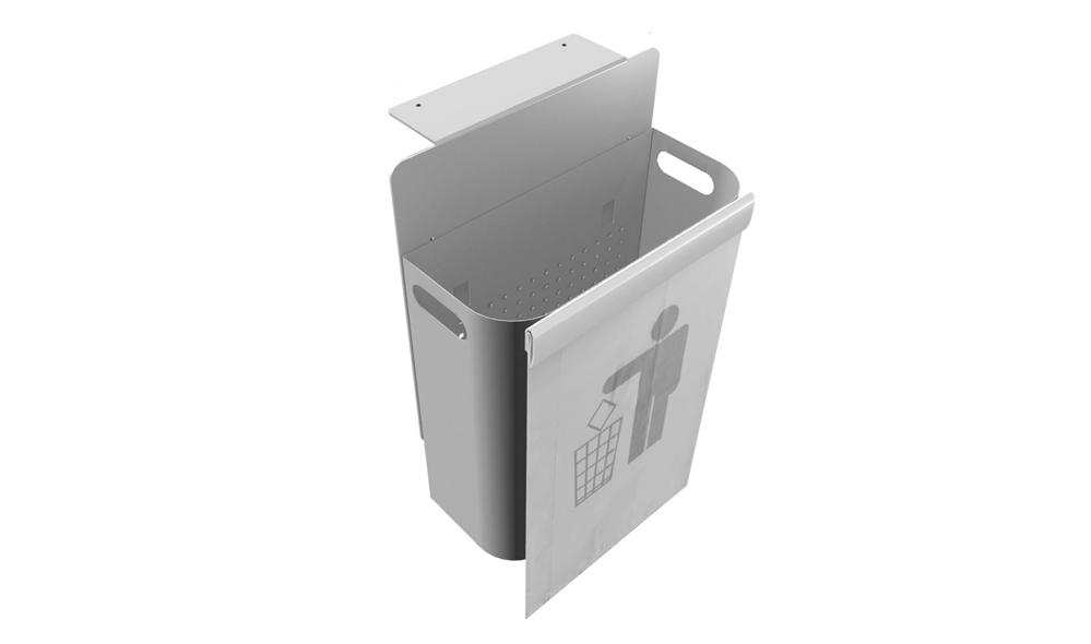 Abfallbehälter-Set SOPI für LiftFlex