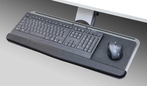Tastaturauszug / Tastaturschublade / Tastaturablage