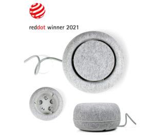 PowerHub IRIS reddot winner 2021