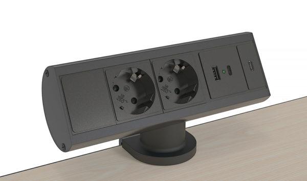 Axessline Desk Datenleiste #935-D2PC