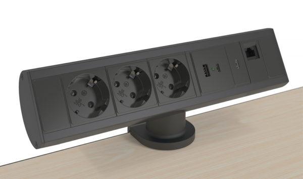 Axessline Desk Datenleiste #935-D3UPD